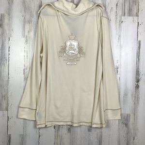 Ralph Lauren   Thermal Pull Over NWT (3X)